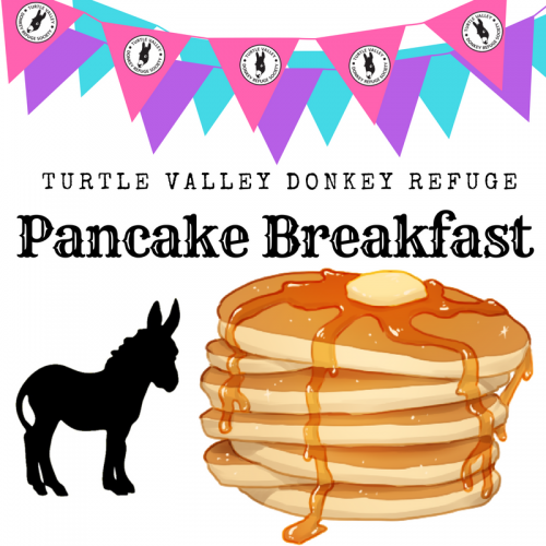 Pancake Breakfast - Help Us Raise Money for Winter Hay!